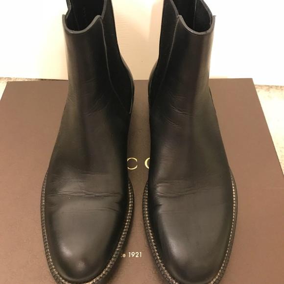 25bd2e02b34 Gucci Men s Ankle Boots